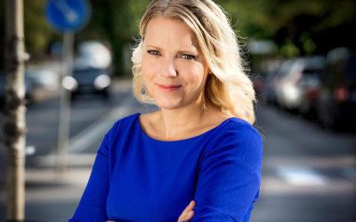 USR möter – Carina Bergfeldt