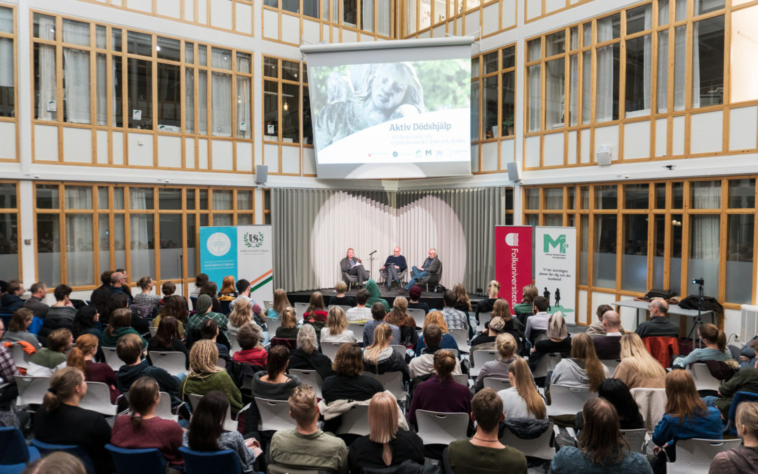 USR besöker – Debatt om aktiv dödshjälp