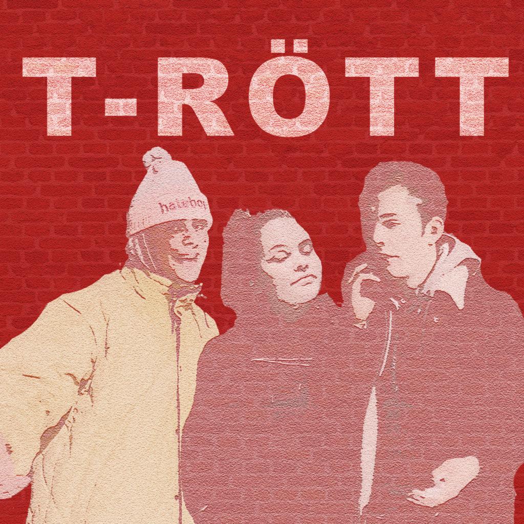 T-Rött