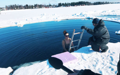 USR testar – Isvaken i Obbola