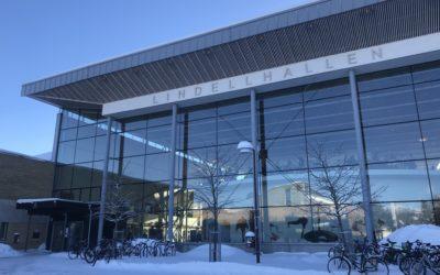 Lindellhallens hörsalar ska renoveras